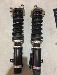 BC Racing Coilovers Civic coupe 06-11