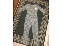 New with tags size medium 12 jumpsuit