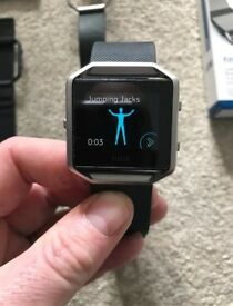 Fitbit Blaze and extras