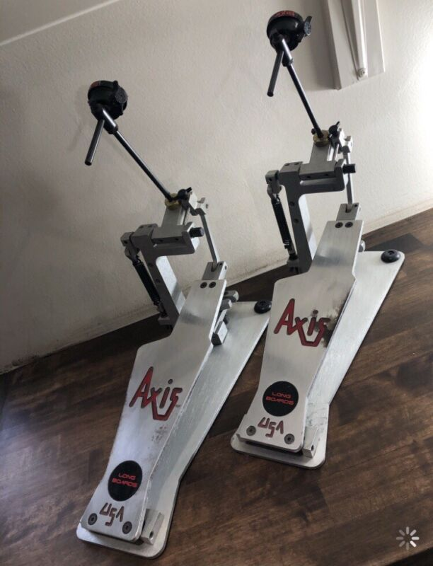 Axis Longboard Pedals bass double pedal 2