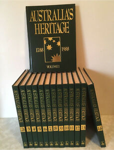 Australia Heritage Books The Making of A Nation 1788 to 1988 Perth Perth City Area Preview