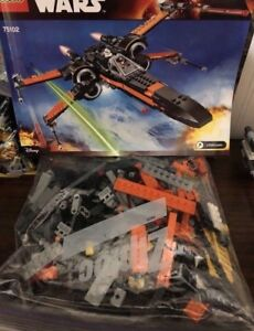 LEGO X-WING BUNDLE; 9493 & 75102