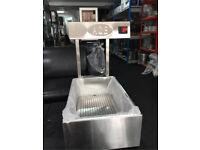 ACE 150mm HEATED FOOD WARMER or Chip Dump halogen 300 watt LAMPS