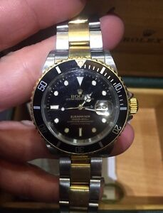 Rolex watch! Quick sale Canton Beach Wyong Area Preview