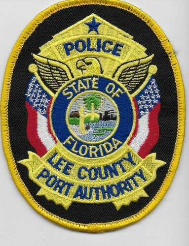 Lee County Port Authority State Florida FL