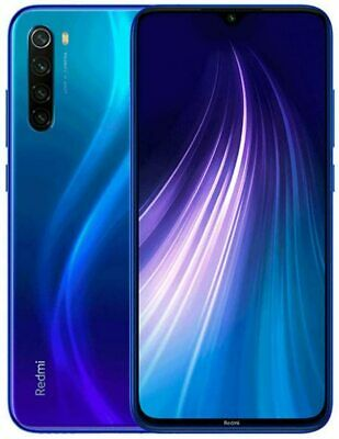 Redmi Note 8 - Blue - 64GB/4GO - Global version - Fast free shipping from Canada