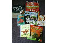 Childrens books, assorted