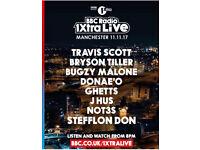 Final call 4x 1xtra live tickets