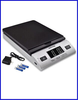 Accuteck All-in-1 Series W-8250-50bs Digital Shipping Postal Scale Ac Adapter