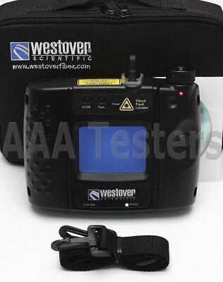 Westover Jdsu Fbp-hd2-p2-v Fiber Optic Inspection System Hd2 Display W Vfl