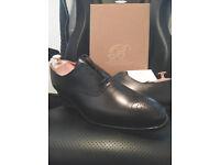Bodileys - The Mayfair Collection - Hanover Black Calf Shoes