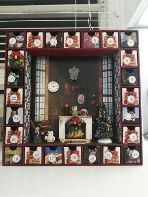 Harry Potter Inspired Custom Made to Order Christmas/Halloween Advent Calendar