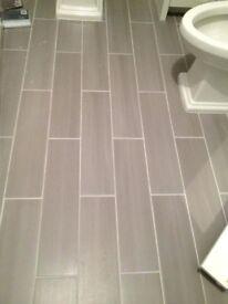 Complete Kitchen, bathroom, Indoor and outdoor Tiling services