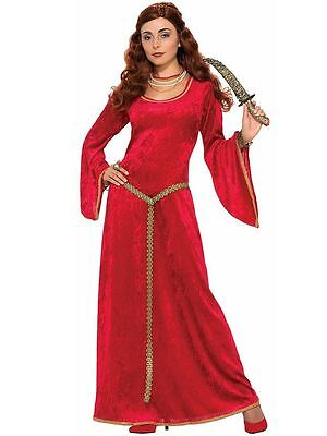 Ruby Sorceress - Adult Costume - Medieval / Game of Thrones Melisandre](Adult Sorceress Costume)