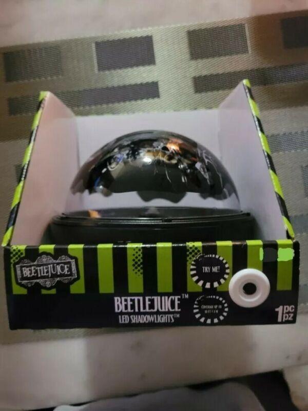 Beetlejuice LED Shadowlights Halloween Projector Brand New Brand New Gemmy