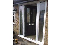 uPVC windows and doors and Composite front doors