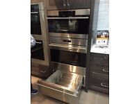 Ex Display Wolf E Series Single wall oven and steam oven Cooker INC VAT Subzero