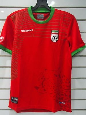 Iran National Soccer Football Team World Cup 2014 Away Jersey, BNWT, Size: S image