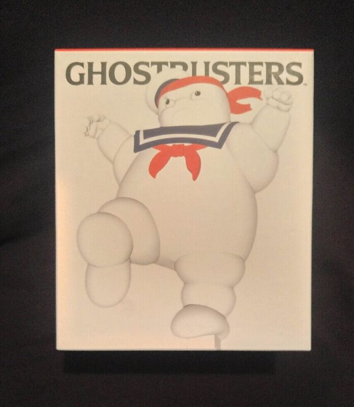 NEW Exclusive Ghostbusters - Karate Kid/Stay Puft Marshmallow Man(Loot Crate DX)