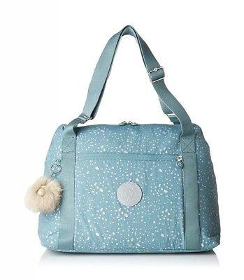 KIPLING Little Pumpkin Silver Sky Baby Changing Bag NEW Rrp £124 comprar usado  Enviando para Brazil