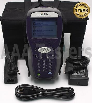 Jdsu Viavi Dsam-3600b Digital Catv Meter W Home Certification Dsam3600