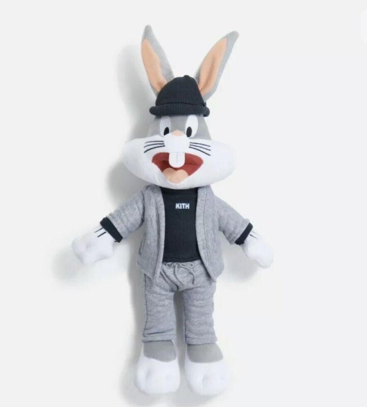Kith x Looney Tunes Bugs Bunny Plush Limited Stuffed Animal
