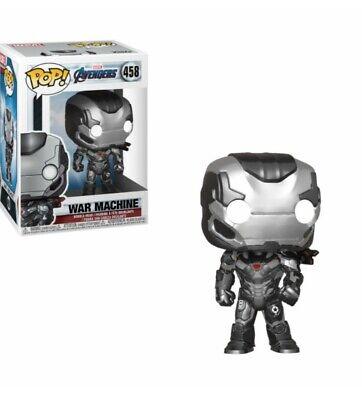 Funko Pop! Marvel: Avengers Endgame: War Machine