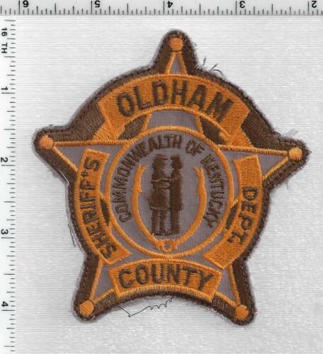 Oldham County Sheriff