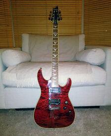 Schecter Diamond Series Omen Extreme - Electric Guitar