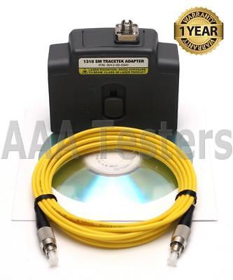 Ideal Tracetek Sm 1310 Fiber Adapter Module For Lantek 6 6a 7 Cable Certifier