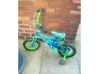Bike Child's bike boys bike