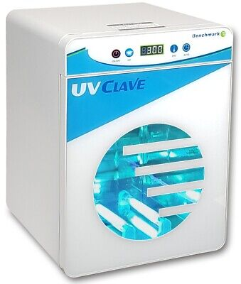 New Benchmark Scientific B1450 Uv Clave Ultraviolet Disinfecting Chamber