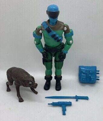 Black Major Custom Snake Eyes Marauder Invasor With Wolf