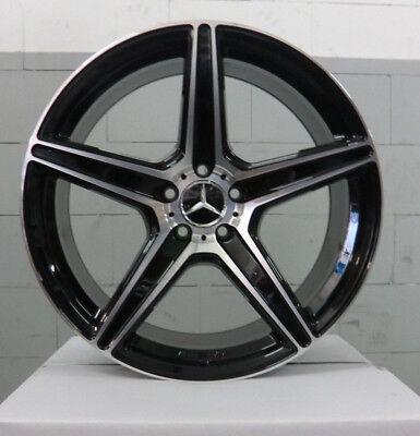 20 Zoll AX7 Concave für Mercedes M W163 W164 W166 GLA W212 Vito Audi A6 AMG ET45