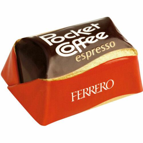 FERRERO Pocket Coffee Espresso,(225g) -chocola(2 Pck)Total 36 pcs EXP 09/04/2020
