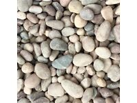 Garden Chips - Scottish Pebble