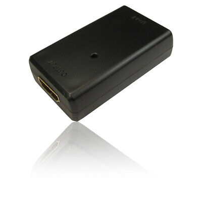 HDMI v1.3b 720/1080p Signal Repeater Booster Extender for TV DVD Players HDTV Hdmi V1.3b Kabel