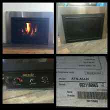 Heat n Glo gas log fireplace Rutherford Maitland Area Preview