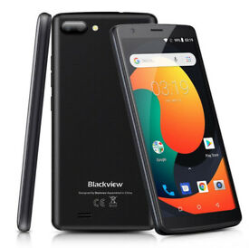 """Blackview A20 5.5"""" Android Smartphone Quad Core Mobile Phone 1GB RAM 8GB ROM GPS"""
