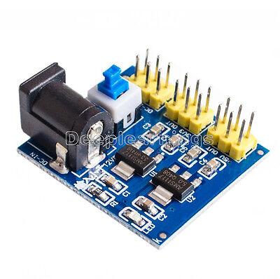 Dc-dc 12v To 3.3v 5v 5.5x2.1mm Buck Step Down Power Supply Module For Arduino