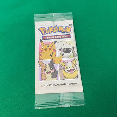 Pokemon Trading Card Game 25th Anniversary General Mills Promo Sealed Pack