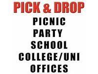 School, college, offices pick and drop Wembley harrow and Greenford area