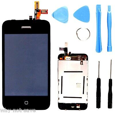 Lcd Glass Touch Screen Digitizer Full Assembly Replacemen...