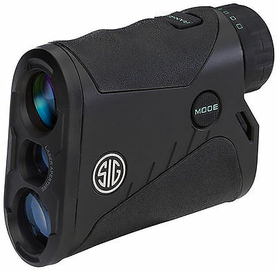 Sig Optics SOK85401 Kilo850 Range Finder 4x20mm Monocular Black