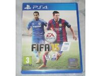 PS4 FIFA 14 & 15 Playstation Football Bundle Joblot 2 off