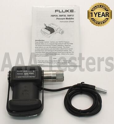 Fluke 700p29 Gauge Pressure Module 700 P29 700-p29