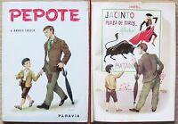 Laszlo - Pepote (mi Tio Jacinto)_ed. Paravia, 1956_ill. Molteni_stato Di Nuovo -  - ebay.it
