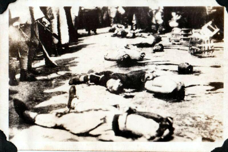 125 WWII Japanese Gruesome Execution Photo FREE SHIPPING & 450,000+ Scans!
