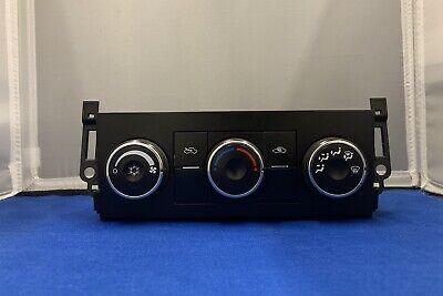 2007-2011 Chevrolet Silverado 2500 Climate/AC Temperature control