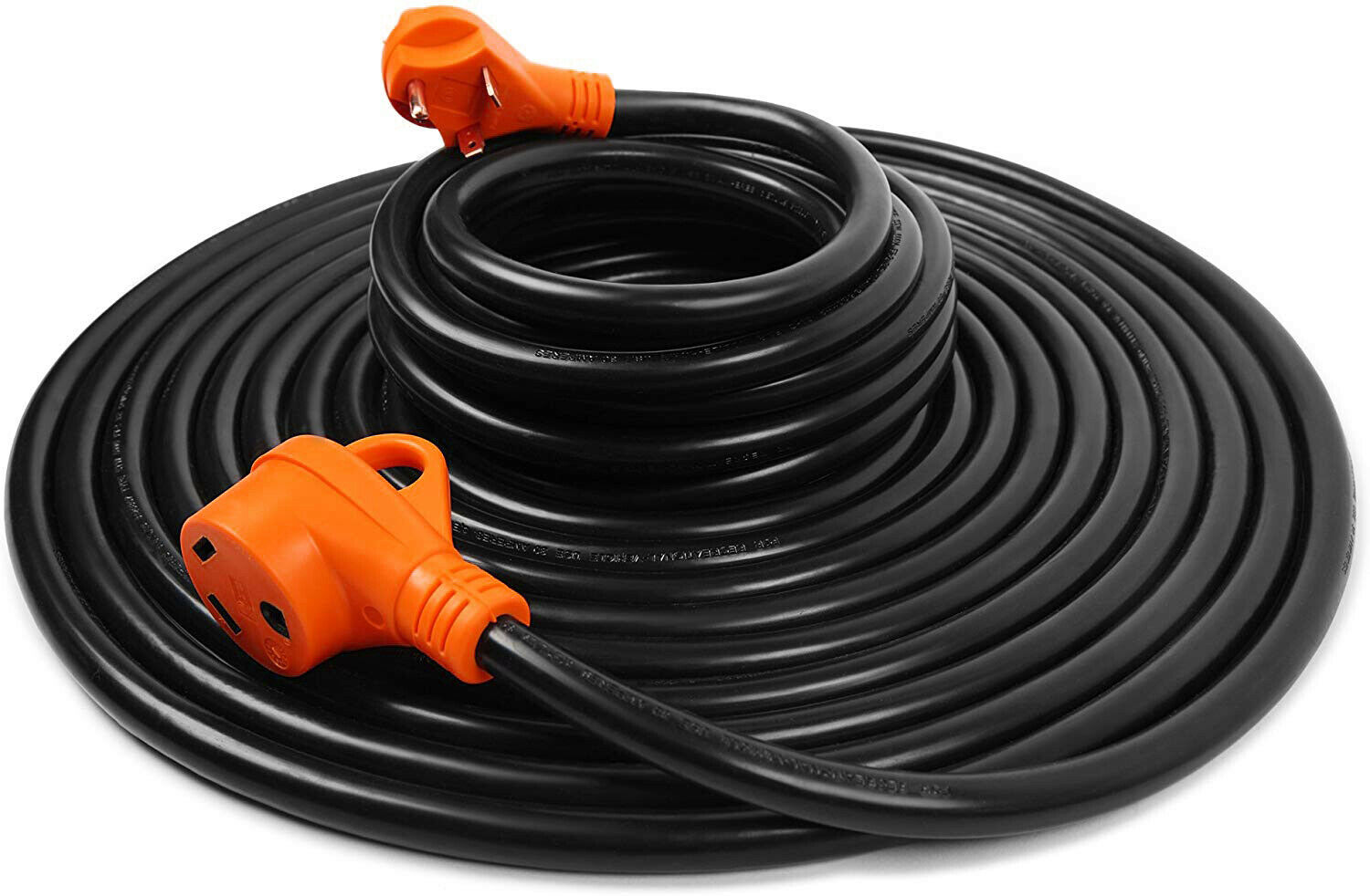 RV Extension Power Cord 50FT with Handles – 30 AMP Male to 30 AMP Female eBay Motors